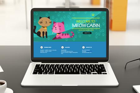 meowcabin.com